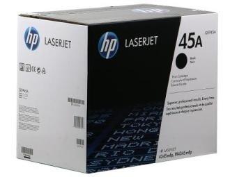 Картридж HP Q5945A (45A) Оригинальный