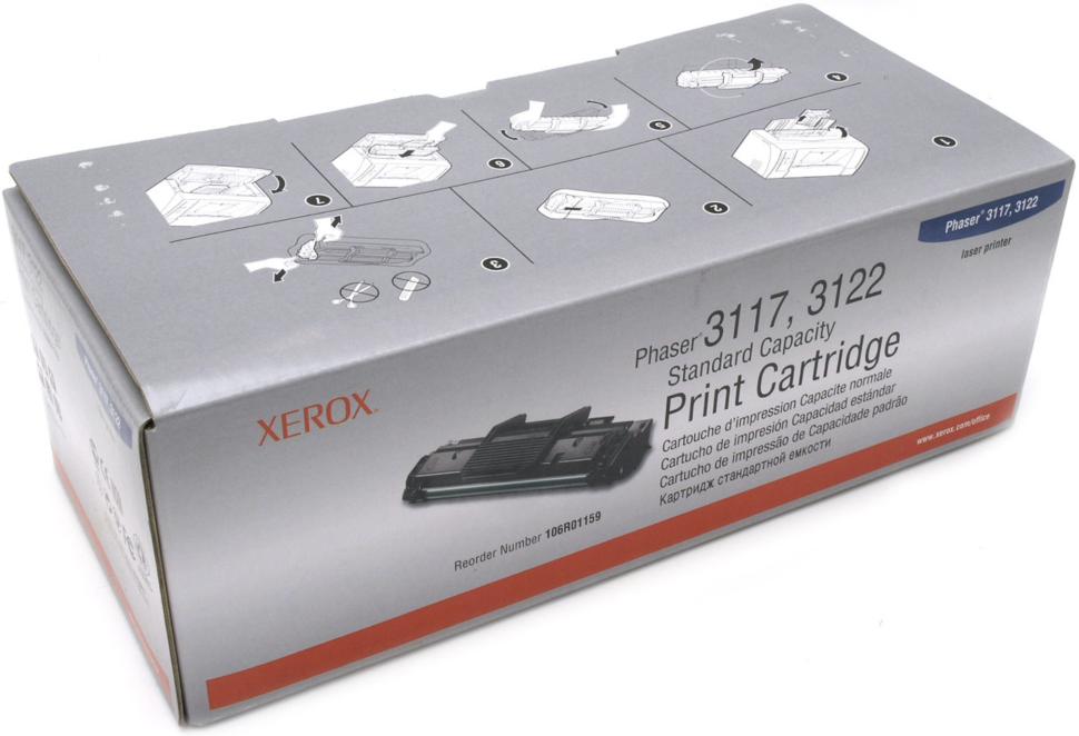 Картридж Xerox Phaser 106R01159 Оригинальный