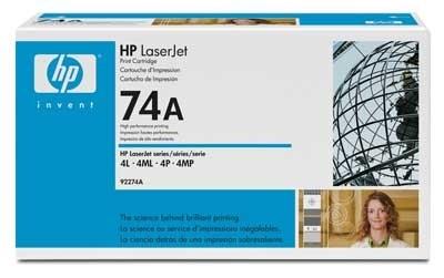 Картридж HP 92274A Оригинальный