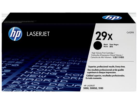 Картридж HP C4129X (29X) Оригинальный