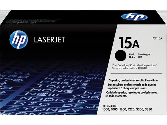 Картридж HP C7115A Оригинальный