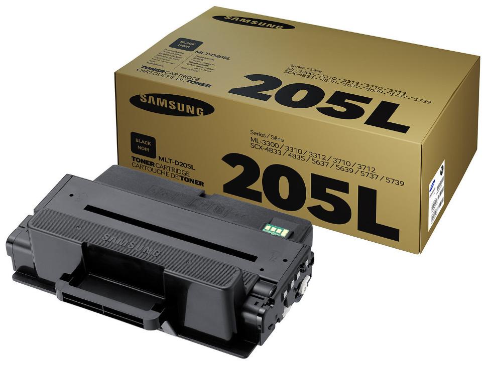 Картридж Samsung MLT-D205L Оригинальный