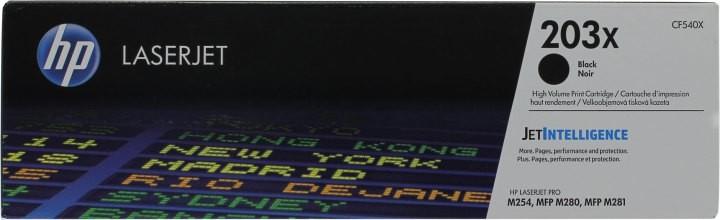 Картридж HP CF540X Оригинальный
