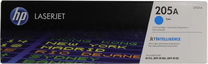 Картридж HP CF531A Оригинальный