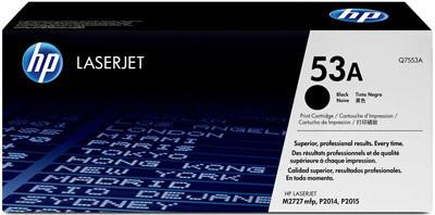 Картридж HP Q7553A Оригинальный